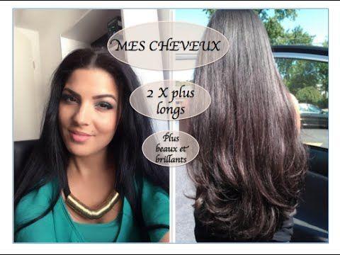 Faire pousser les cheveux de 20 cm