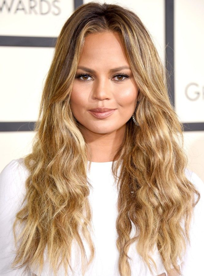 Chrissy Teigen After Plastic Surgery Hair Color Balayage Balayage Hair Balayage