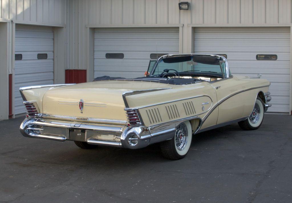 1958 Buick Limited Convertible | Buick | Pinterest | Convertible ...