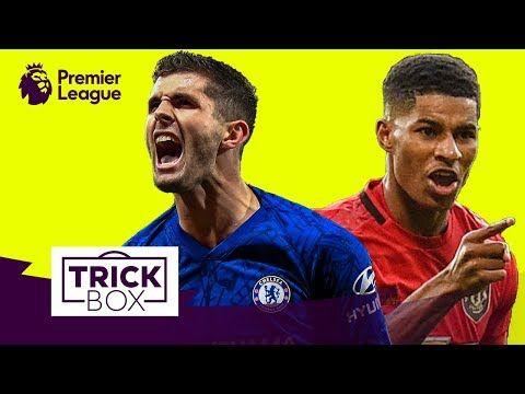 Pulisic Dummy Rashford Elastico Crazy Premier League Skills Trickbox Mw12 Youtube In 2020 Christian Pulisic Premier League League