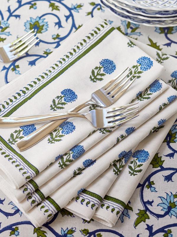 White Cotton Napkins Floral Cloth Dinner Napkins White Table N Cloth Dinner Napkins Cotton Napkins Dinner Napkins