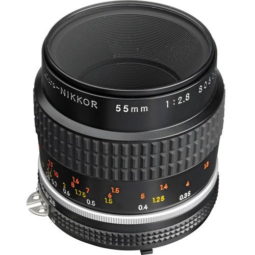 Nikon Micro Nikkor 55mm F 2 8 Lens Nikon Macro Lens Nikon Camera Equipment Nikon Macro