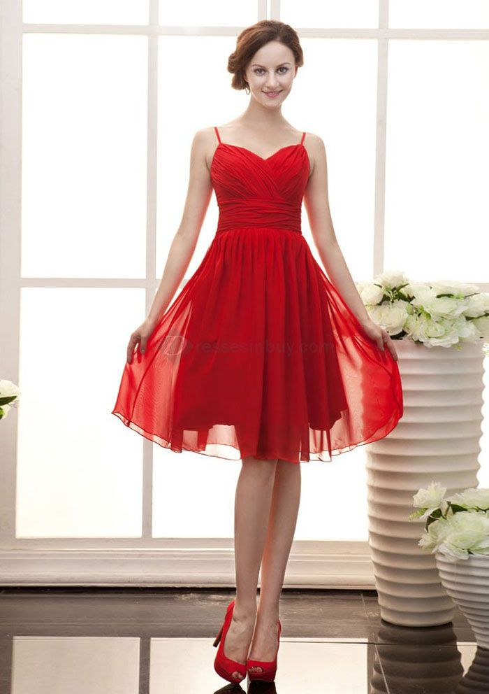 17 best images about Red Bridesmaid Dresses on Pinterest | Jim ...