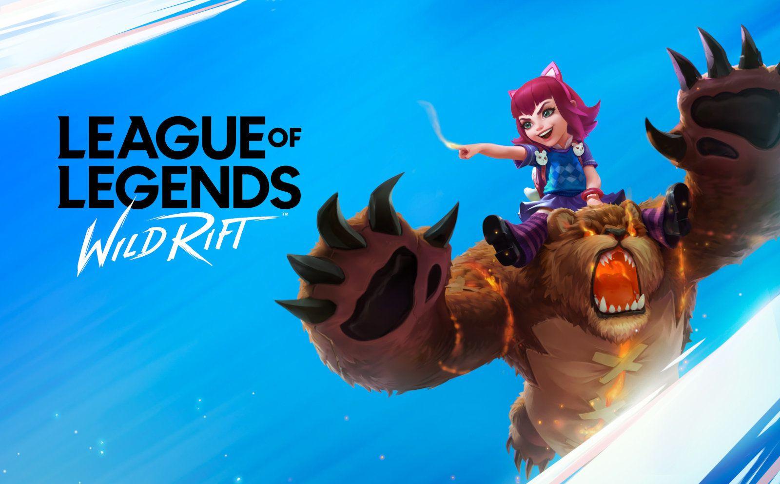 League of Legends Wild Rift chega às Consolas e