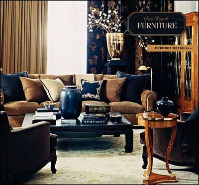 Attractive Ralph Lauren Home Decorating Ideas | Have Some Decorum: Divine  Inspiration...Ralph