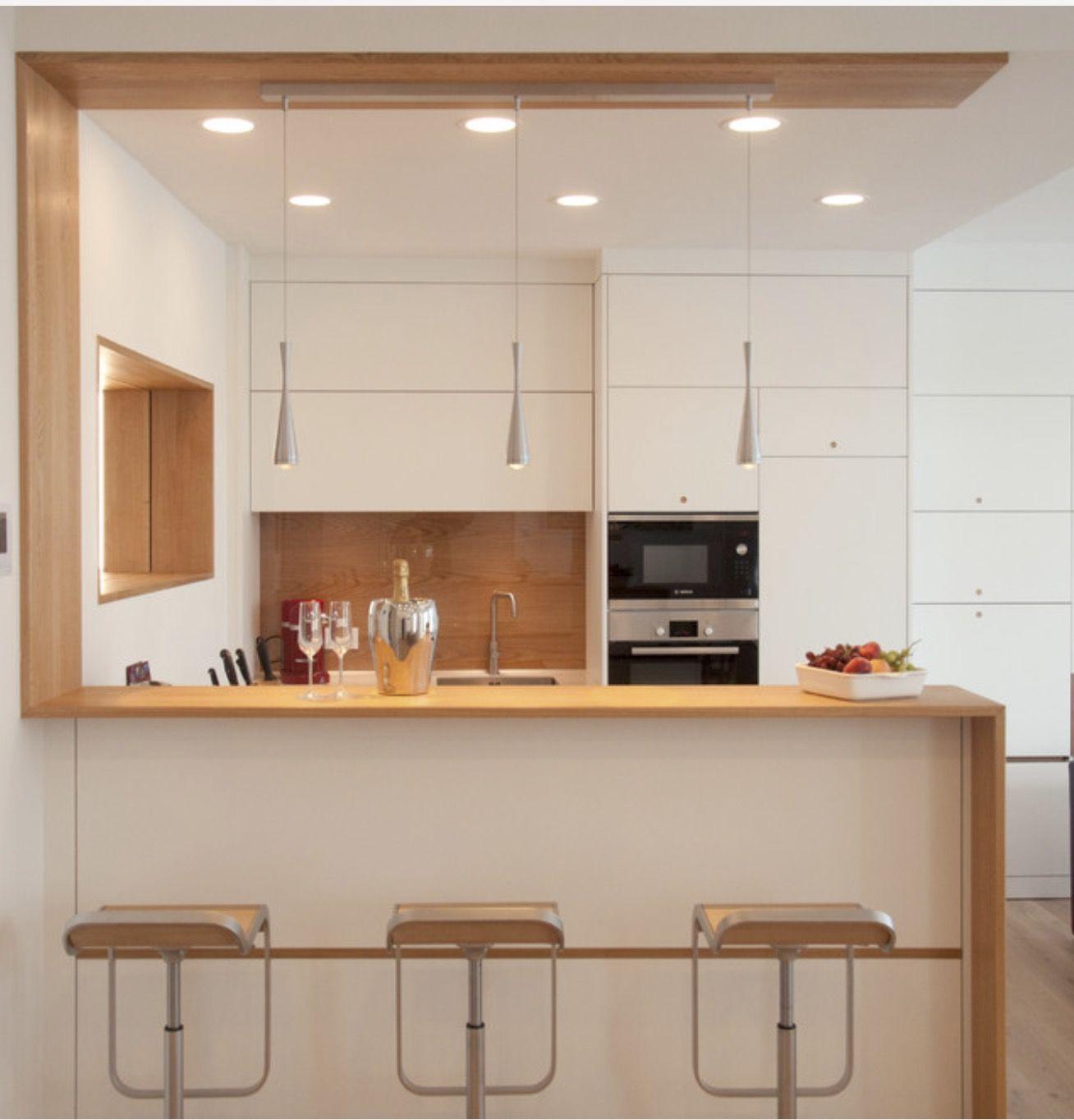 Quelle houzz Kleine Küchen Moderne küche, Kleine küche