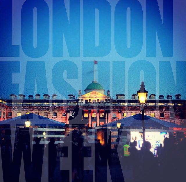 Pin By Fashion & Beauty Monitor On London Fashion Week