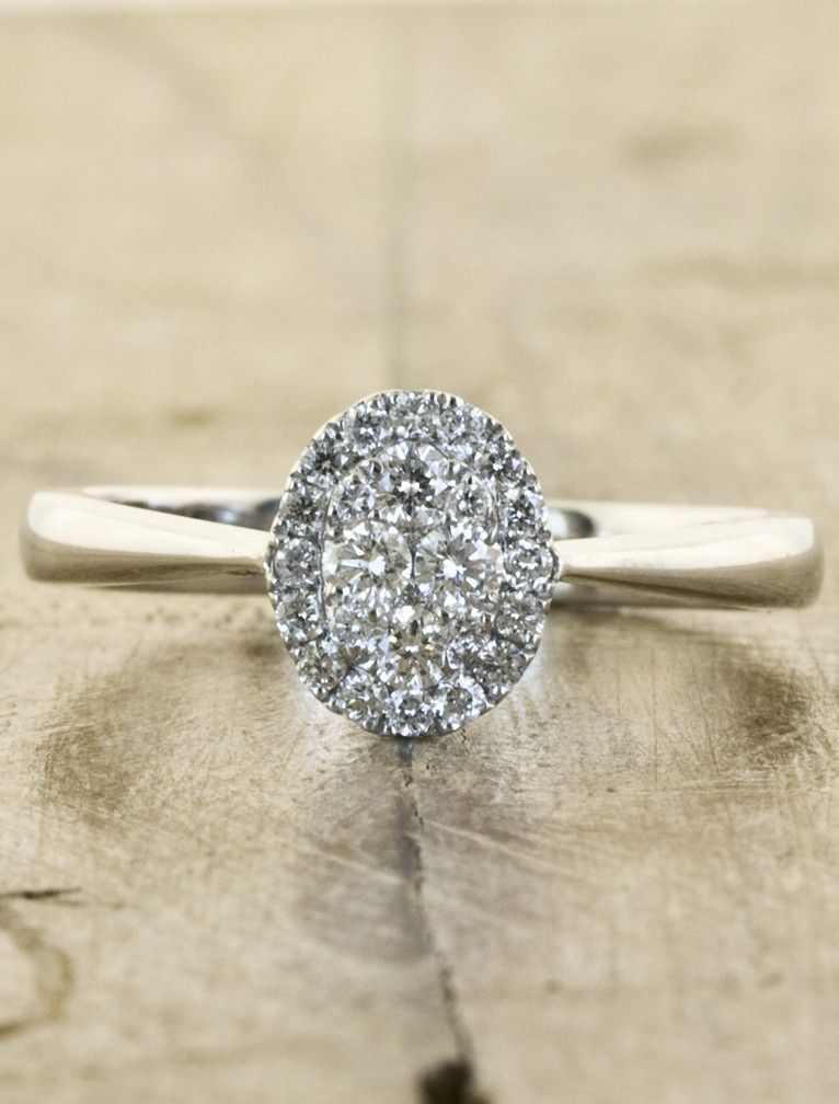 This is what I imagined Bellas ring to look like not the