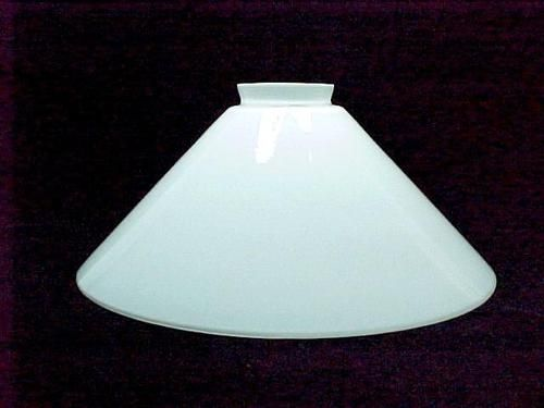 White Glass Hanging Pendant Light Shade Lamp Cone 2 1 4 X 5 X 9 3 4 Cased Ebay Pendant Light Shades Hanging Pendant Lights White Glass