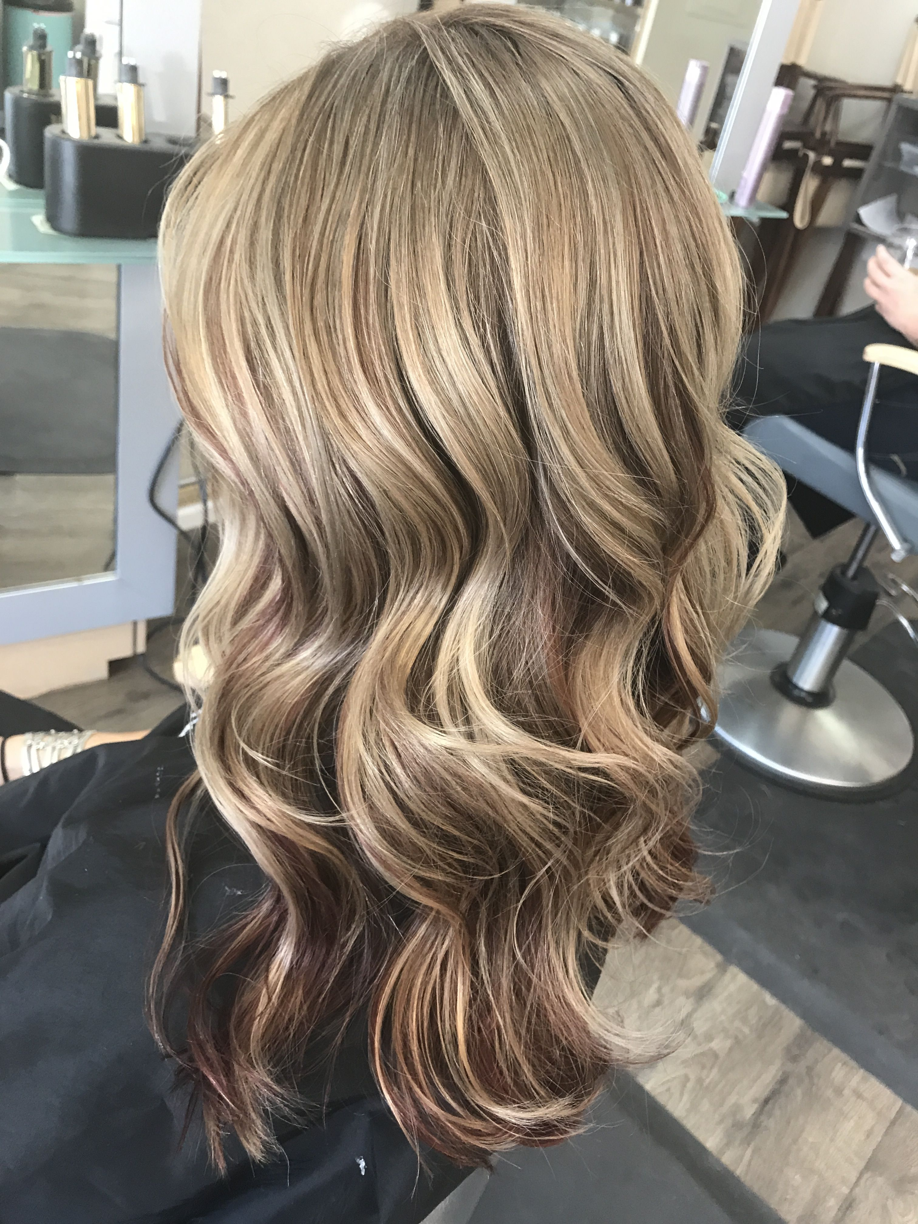 Balayage Beauty Rah Hair Studio South Lake Tahoe Ca My Hair Work