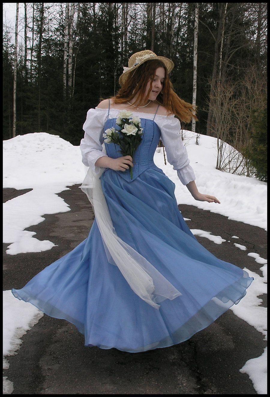 Miss Bluebell III by Eirian-stock.deviantart.com on @deviantART