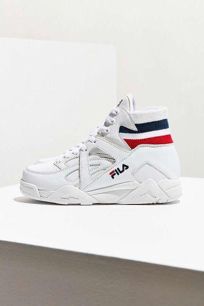 "shoelust: ""Fila "" | Sapatos chiques, Sapatos, Tênis masculinos"