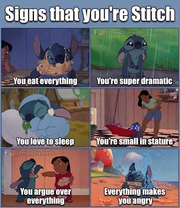 Trendy funny love memes for him humor mom ideas #stitchdisney - Travel Pin Blog #disneymemes