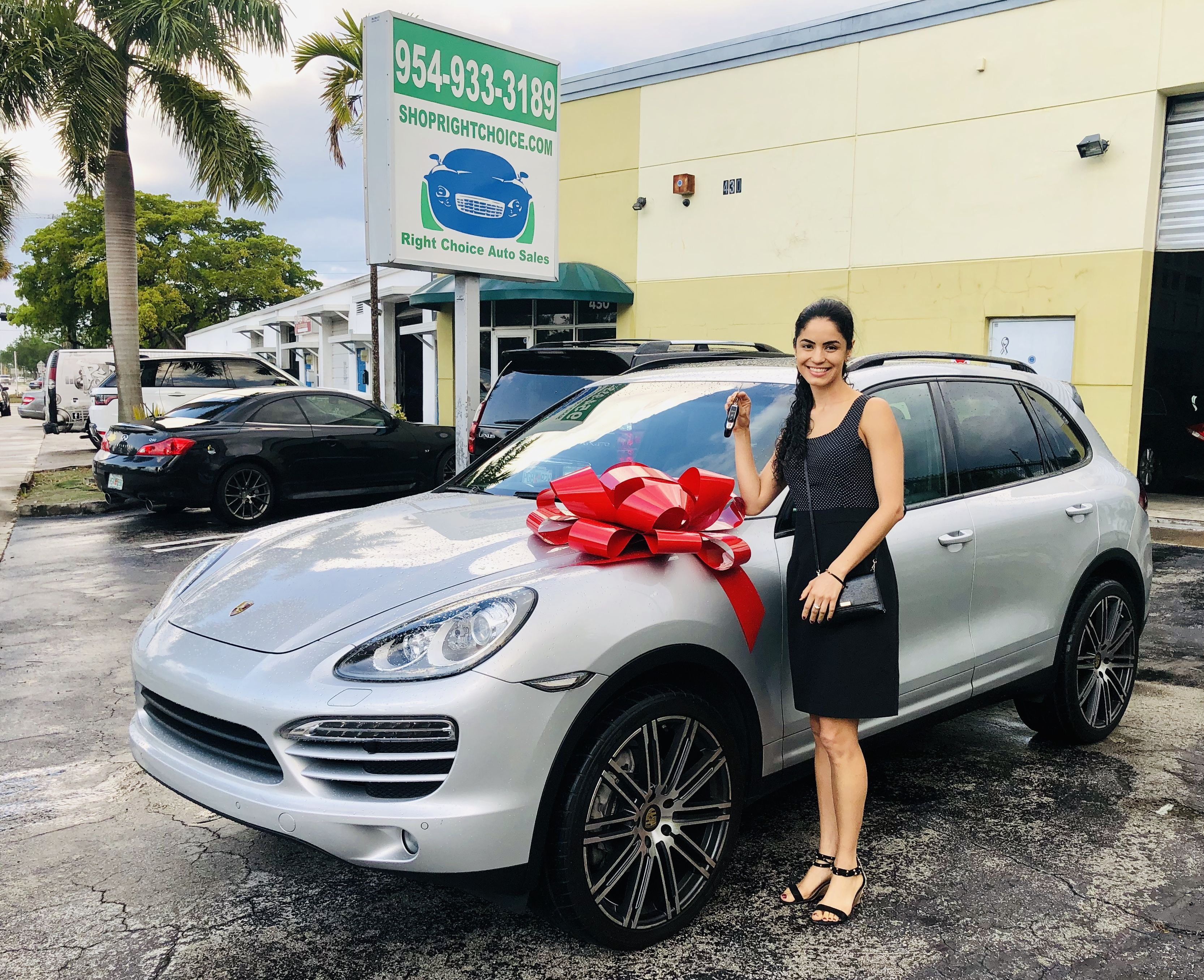 2013 Porsche Cayenne At Right Choice Auto Sales Used Luxury Cars Pompano Beach Cars For Sale