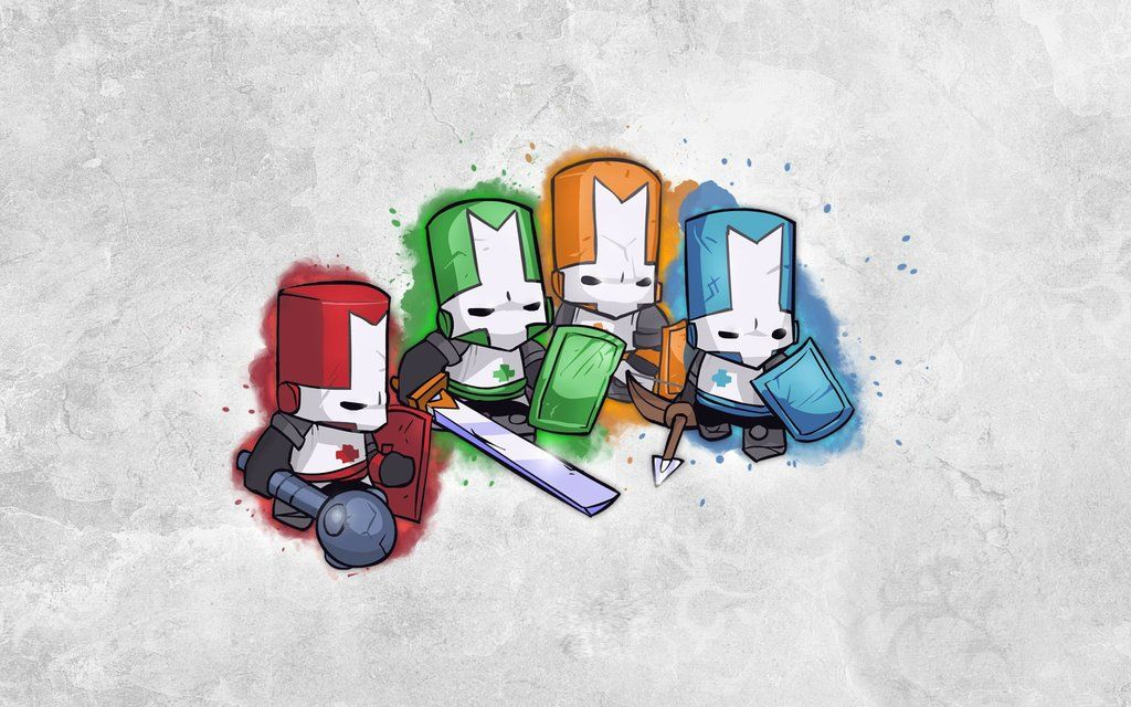 The First 500 Castle Crashers Space Pirate Game Pictures