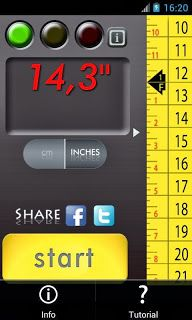 Tape Measure App For Android | BEST ANDROID APPS