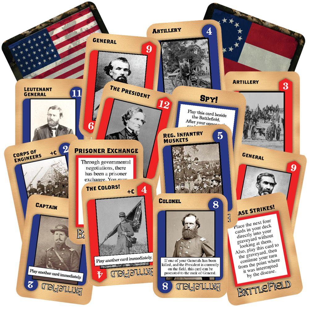 Battlefield the American Civil War edition American