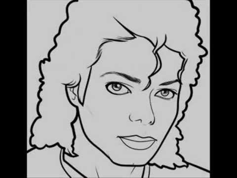 Sheets Michael Jackson Coloring Pages 67 About Remodel Coloring Pages Online With Michael Jackson Michael Jackson Kunst Disney Silhouetten Ideen Furs Zeichnen