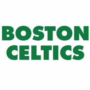 Boston Celtics Wordmark Logo Svg Word Mark Logo Boston Celtics Vector Logo