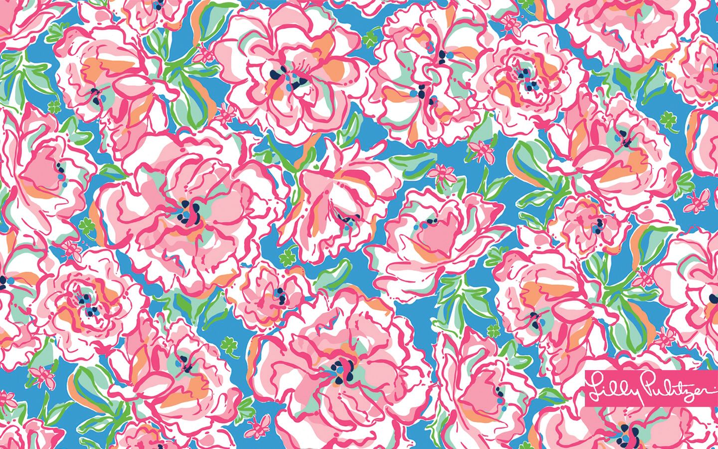 lilly pulitzer background | Phone wallpapers | Pinterest