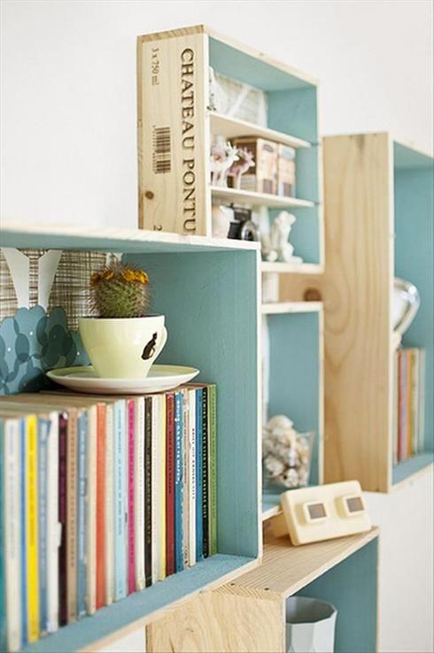 Wine Box Decor 10 Idées De Projets Diy Avec Des Caisses De Bois  Baby Bedroom