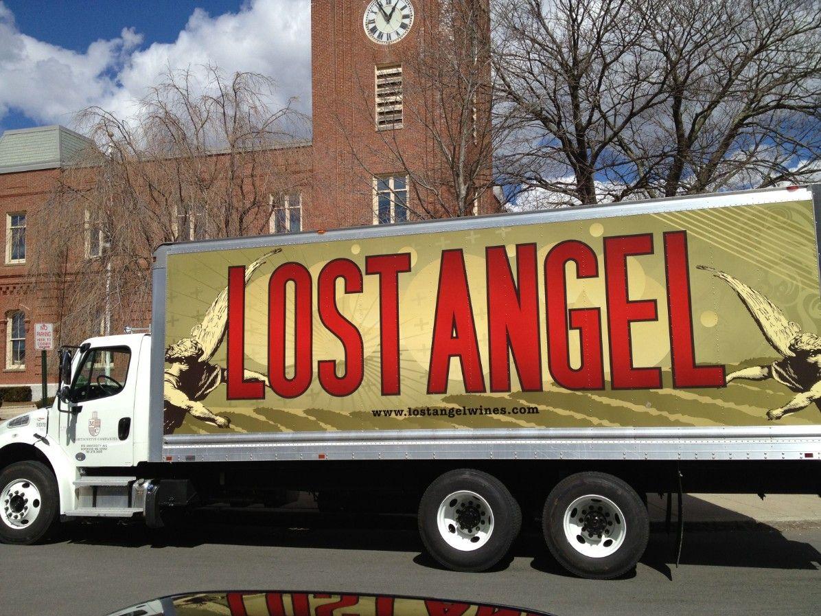 Lost Angel Truck Has Been Spotted By John Bouchard Favorite Photos By Fans Photo Angel Fan