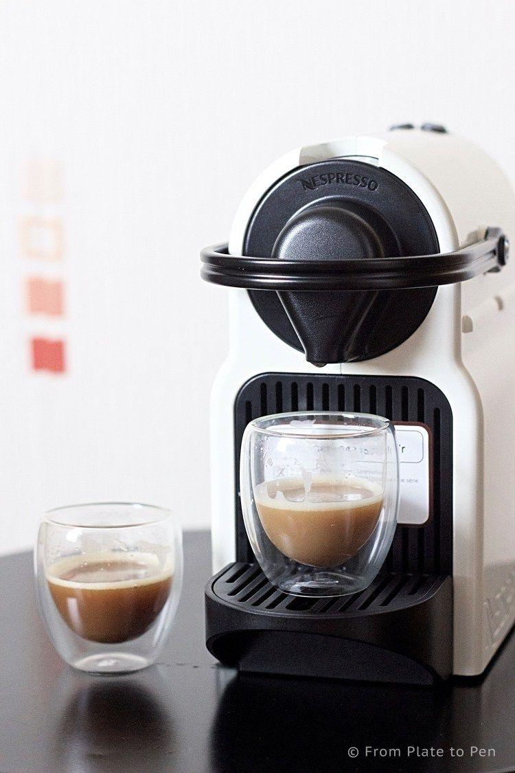 CaféPod Nespresso compatible capsules Nespresso, Plates