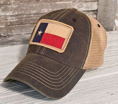 Texas Flag Patch Trucker Hat ff9947cb06e