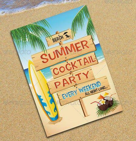 Colecci n de 30 plantillas para flyers invitaciones y - Ideas para discotecas ...