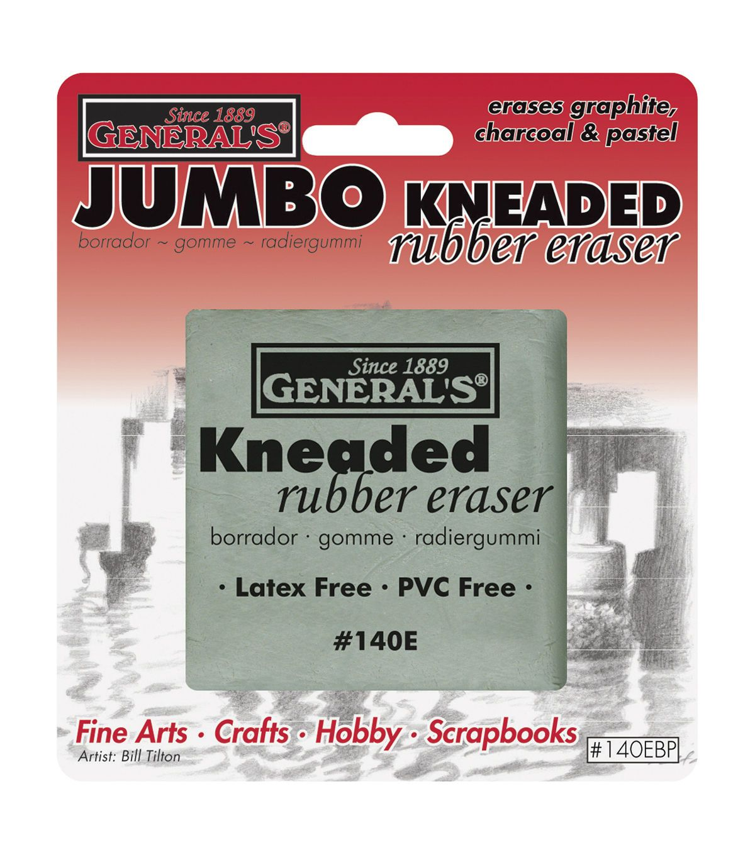 Jumbo Kneaded Rubber Eraser Professional Art Supplies Kneaded