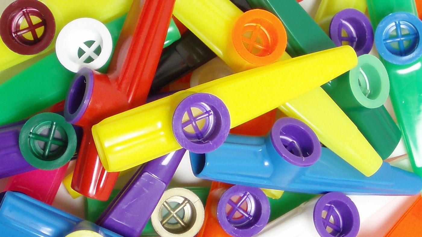 January 28 = National Kazoo Day