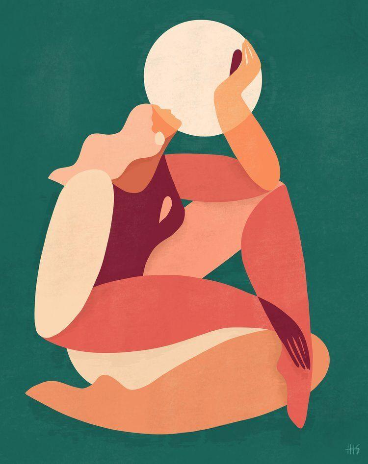Spotlight on Illustrator Maggie Stephenson — Bon Femmes