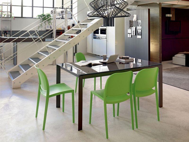 Tavolo Paris 42.60 L. 160 x P. 90 cm. tavoli moderni