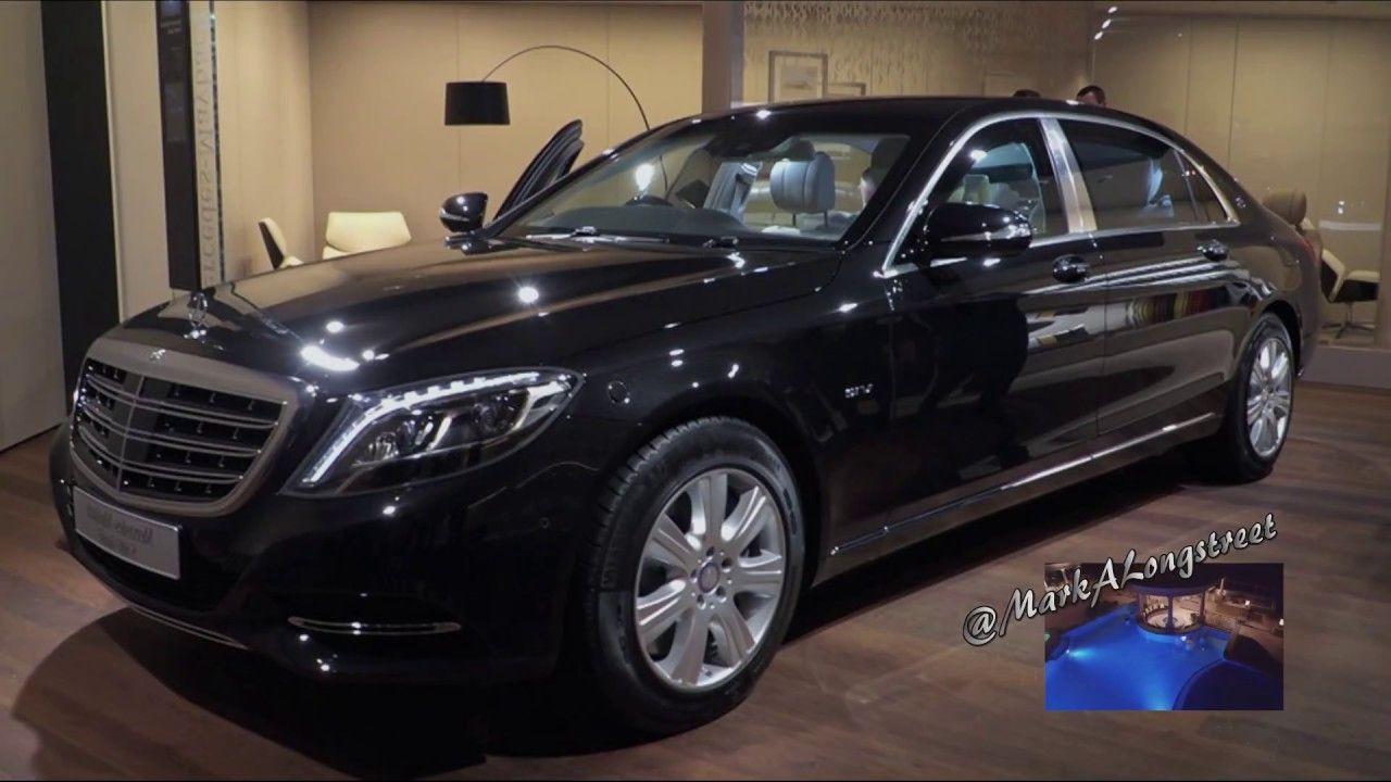 2018 Mercedes Benz Maybach S600 Interior Overview Interior Video