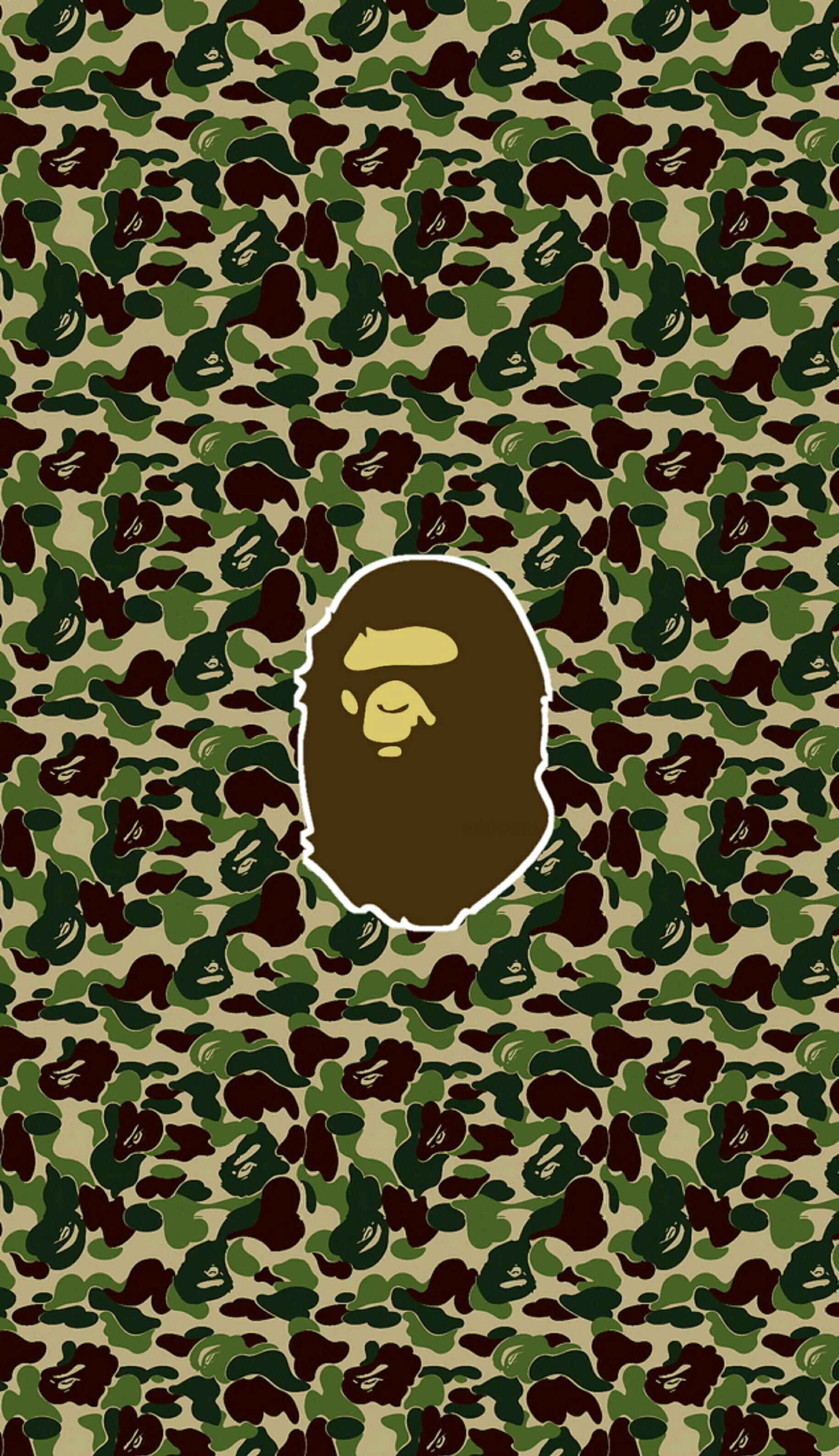 Bape Ape Abc Camo Logo Wallpaper Bape Wallpaper Iphone Bape Wallpapers Streetwear Wallpaper