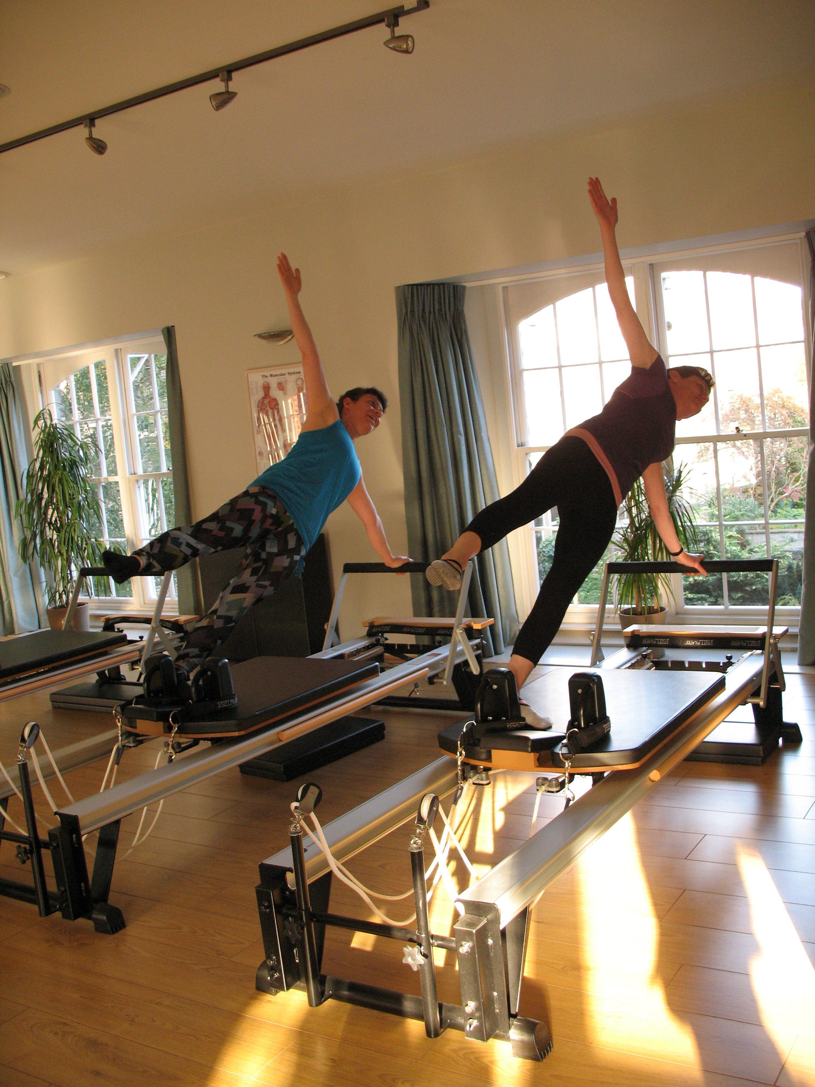 Pin by Live & Breathe Pilates on Our Studio Pilates