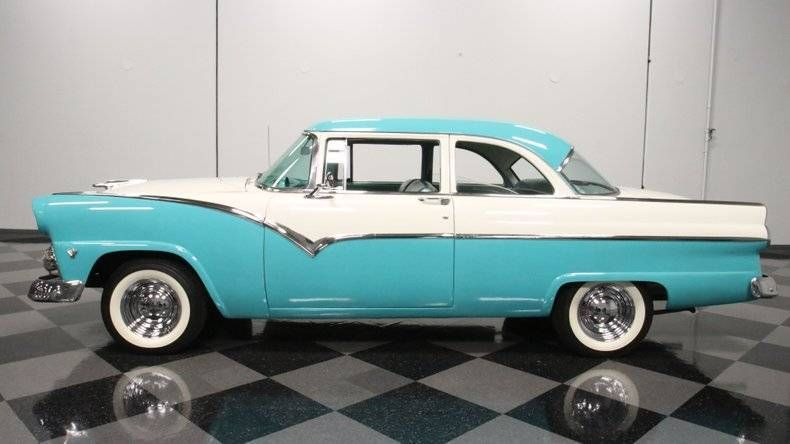 1955 Ford Customline For Sale 2367069 Hemmings Motor News In 2020 Ford Hot Cars Cars For Sale