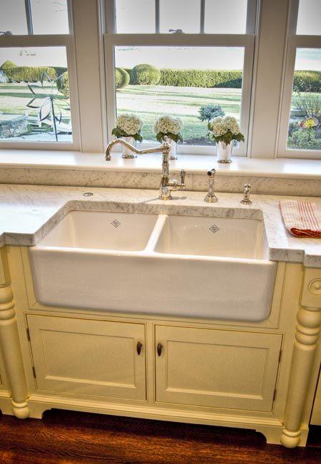 I Like Deep Window Sills At Kitchen Sinks 2 12 Wall Studs At The