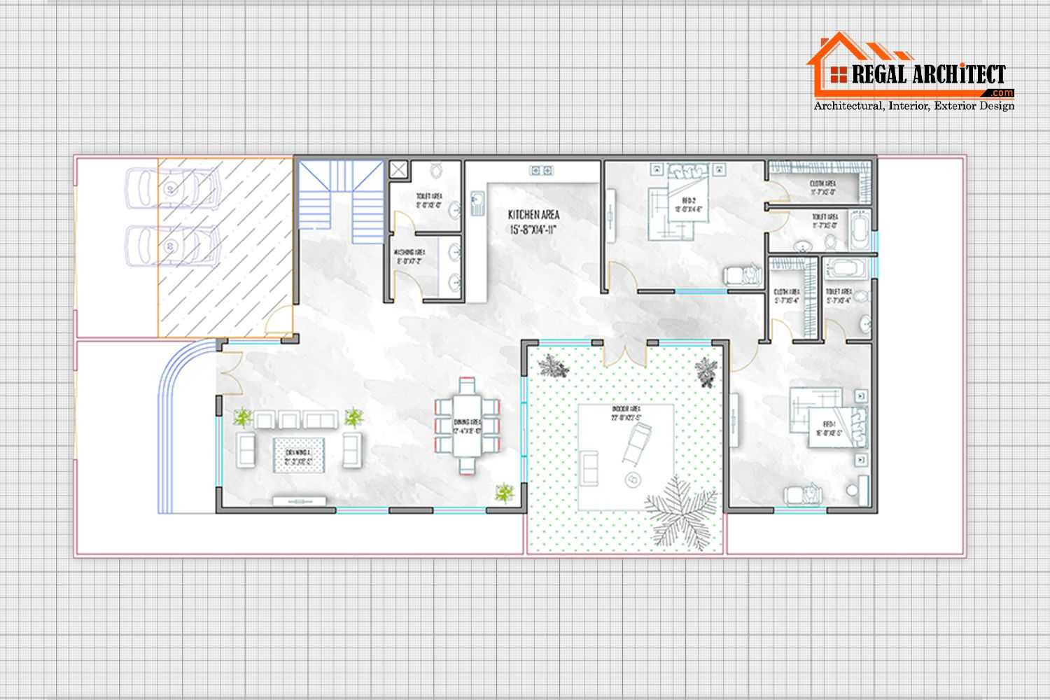 Design Architectural Floor Plan Drawing Sketch In Autocad Very Fast Architectural Floor Plans Floor Plans Floor Plan Creator