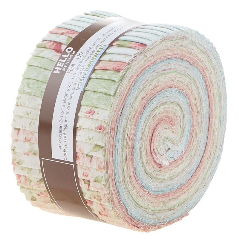 Margeaux - Aqua Colorstory Roll Up