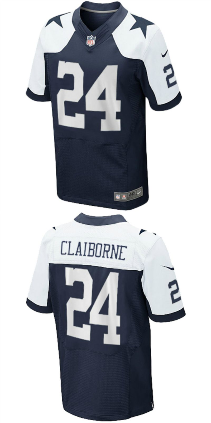 cheaper 627c3 76bb9 UP TO 70% OFF. Men's NFL Pro Line Dallas Cowboys Charles ...