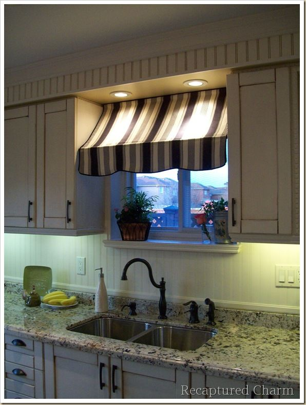 I So Want To Do This Curtain Thing In My Kitchen Window