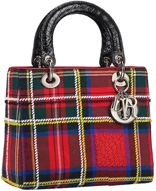 9da065c5cf14 Dior Spring 2013 Tartan Collection - Exclusively at Harrods - Info ...