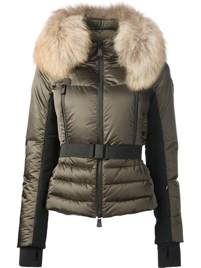 e412f779a MONCLER GRENOBLE 'Melbreak' Padded Jacket $1526.46   Onward to Aspen ...