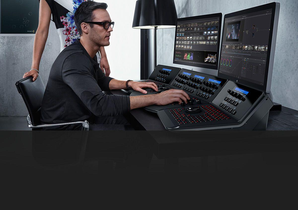 Blackmagic Design DaVinci Resolve 12 Workflow Color