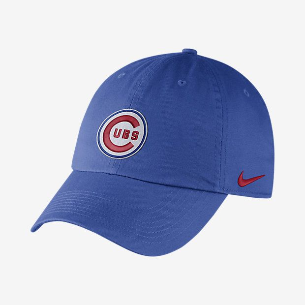 bc20413f9e9  24.97 - Nike Dry H86 Stadium (MLB Cubs) Adjustable Hat - REPRESENT YOUR  TEAM