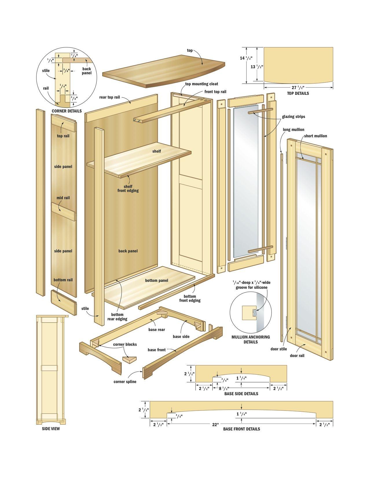 Build an elegant media cabinet – Canadian Home Workshop | DIY ...