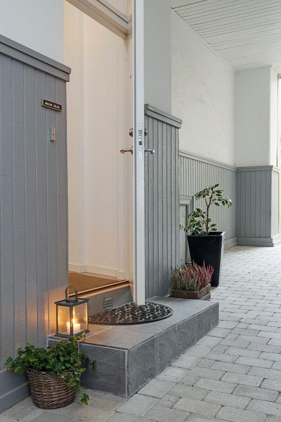 Decoracion piso pequeo moderno estilo nrdico with - Piso pequeno moderno ...