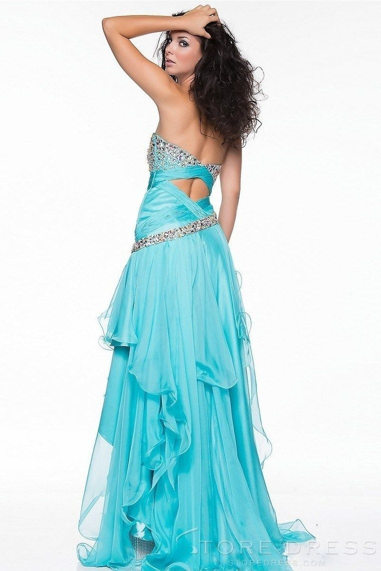 Trumpet / Mermaid Sweetheart Sequins Prom Dress 2014 New Style