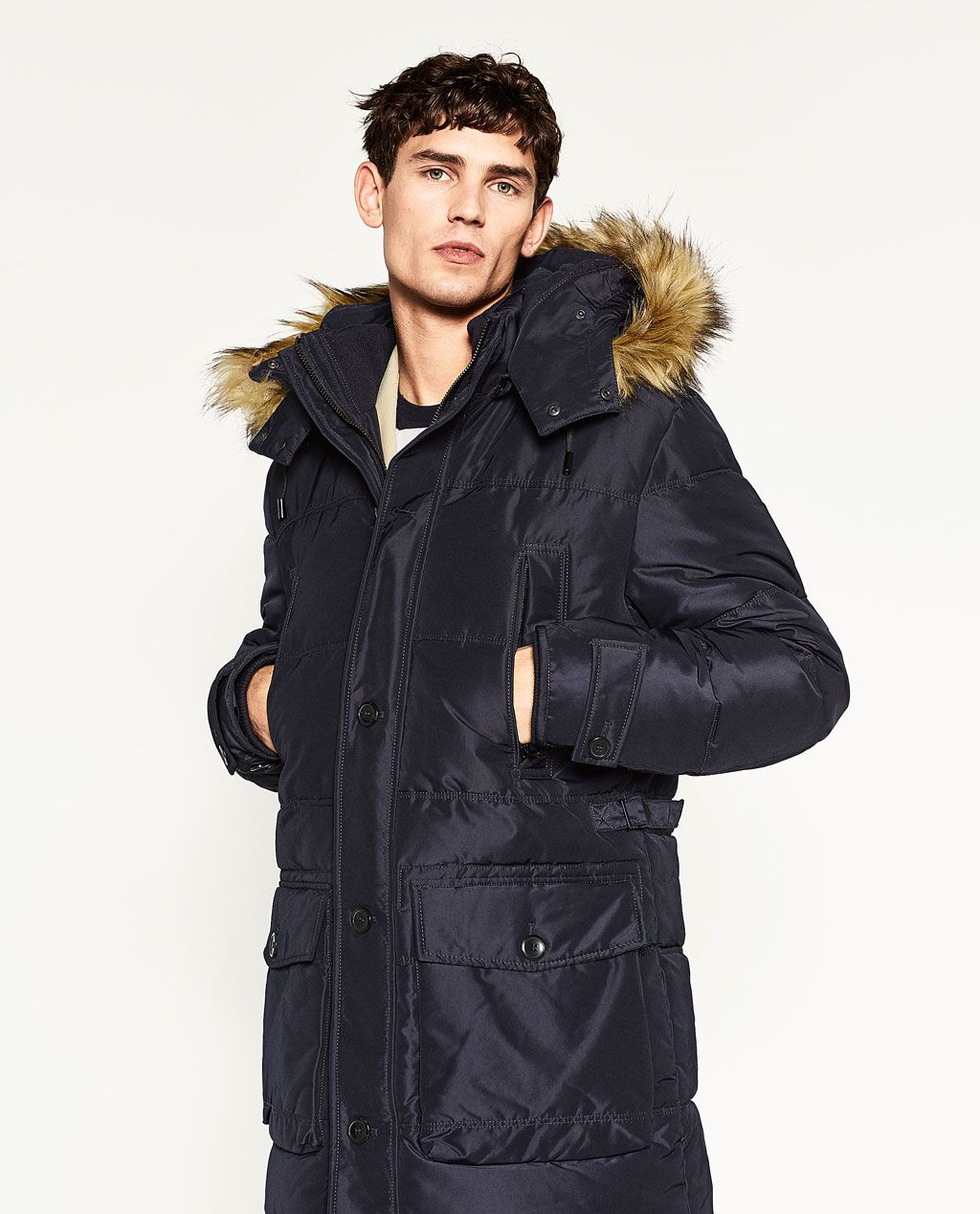 QUILTED PARKA | M E N ' S _ O U T T E R W E A R | Pinterest : quilted parkas - Adamdwight.com